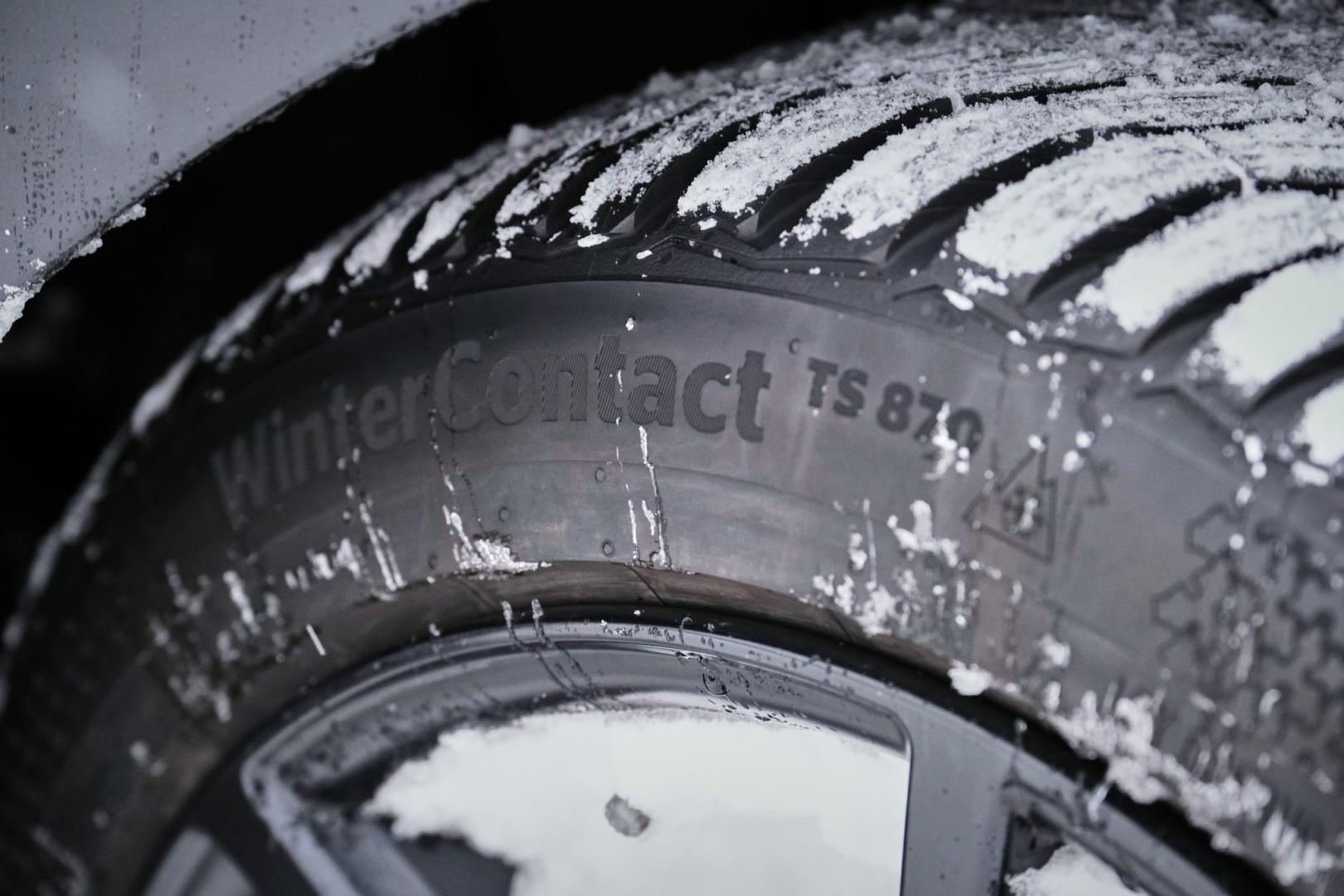 A Continental már a téli gumiabroncsokban gondolkodik!