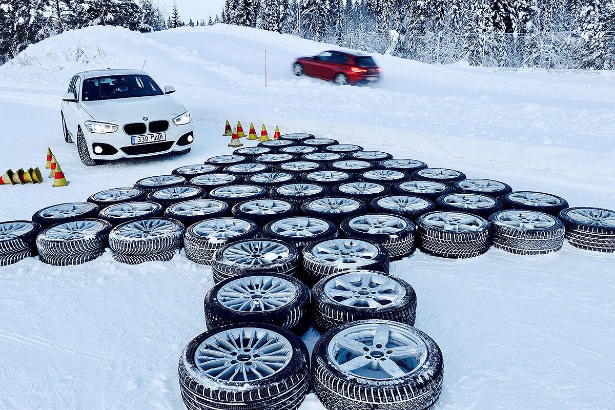 A Goodyear és a Dunlop tarolt az idei ADAC téli gumi teszten