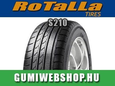 ROTALLA S210 - 225/55R16 téli gumi