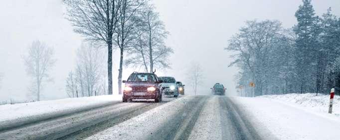 Hasznos vezetési tanácsok a biztonságos téli közlekedéshez