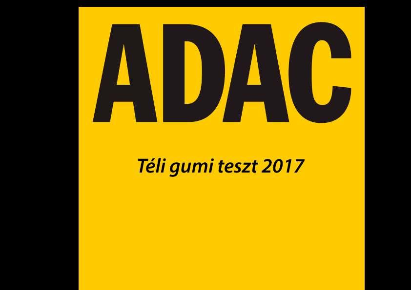 ADAC 2017 téligumi teszt