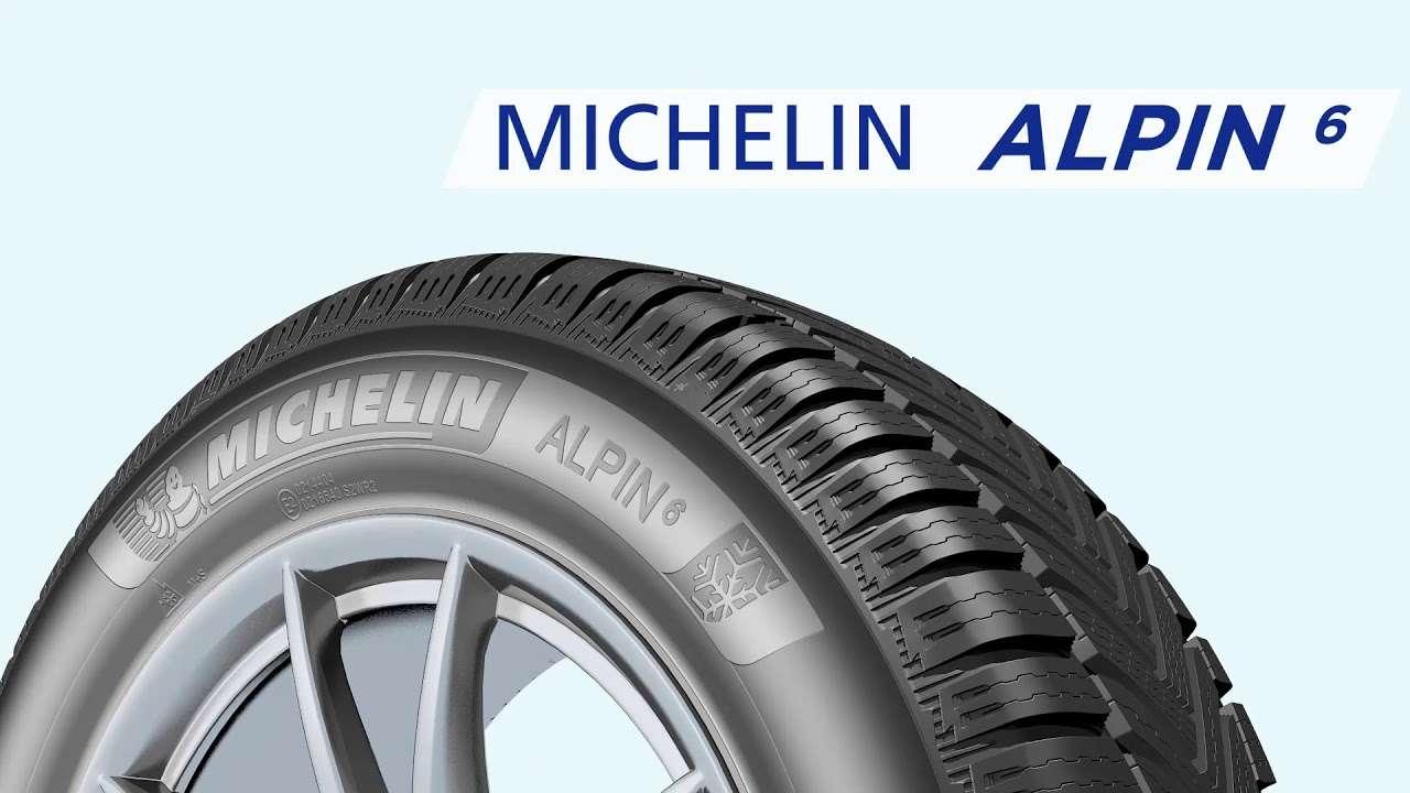 Az új generációs Michelin Alpin 6 téli gumi